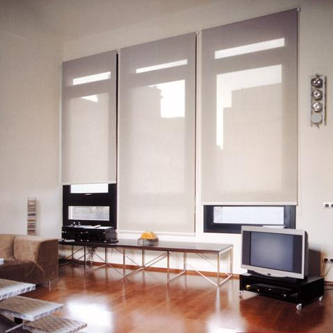 store enrouleur pour baie vitre coulissante stores jour nuit store enrouleur taupe h cm. Black Bedroom Furniture Sets. Home Design Ideas
